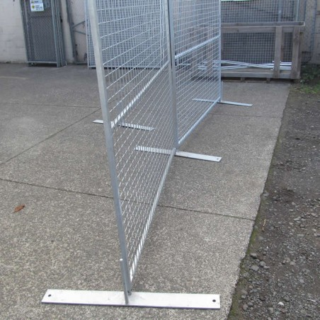 Buy - Temporary Fencing Foot Steel