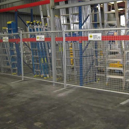 Hire - Anti Climb Temporary Fencing