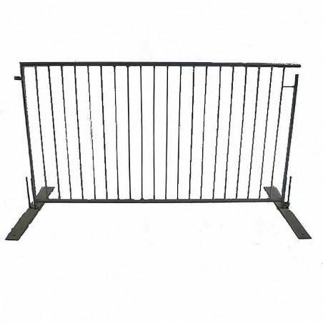 Hire - Crowd Control Temporary Fencing - lockable