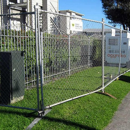 Hire - Diamond Mesh Temporary Fencing