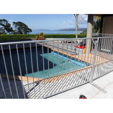 Hire - Pool Temporary Fencing